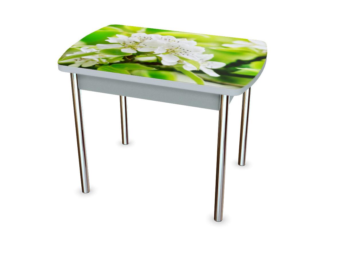 Кухонные столы с фотопечатью небольшие